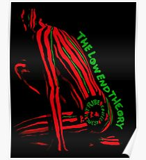 Tribe Called Quest - The Low End Theory Poster
