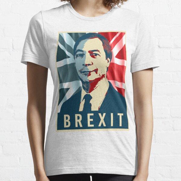 Nigel Farage Brexit Essential T-Shirt