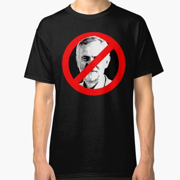 F**K CORBYN T-Shirt B Jeremy Labour Anti Socialism Tee