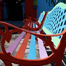 Bahamas colors  by Ben Bugarach