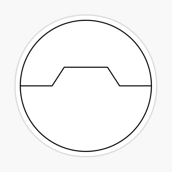 Chip port Sticker