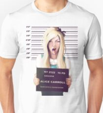 Alice mugshot T-Shirt