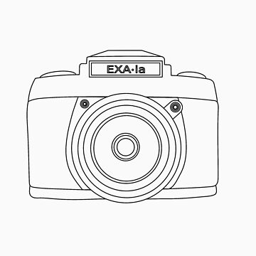 camera-outline by craftwerker