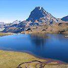 Pic du Midi d'Ossau. Pyrenees Moutains. France  by Ben Bugarach