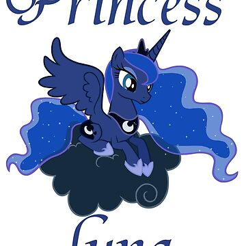Princess Luna T-shirt  by Fluttershy1989