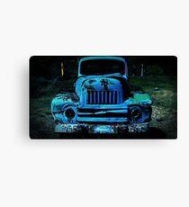 Lomography Truck Photography Canvas Print