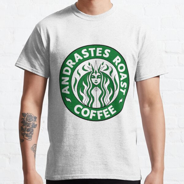 Andrastes Roast Coffee - Inquisition Green Classic T-Shirt