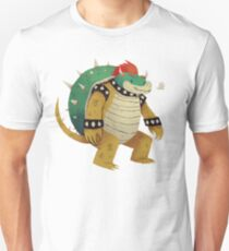 so long ke bowser Unisex T-Shirt