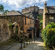 The Vennel by Graeme  Ross
