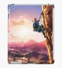 The Legend of Zelda: Breath of the Wild Link iPad Case/Skin
