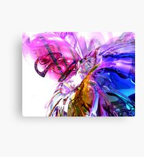 Pleasure Paradox Abstract Canvas Print