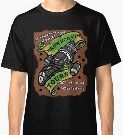 Browncoats Tours Classic T-Shirt