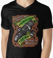 Browncoats Tours Mens V-Neck T-Shirt