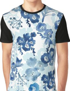 Blooms of Ink Graphic T-Shirt