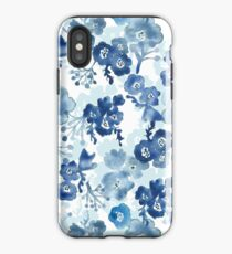Blooms of Ink iPhone Case