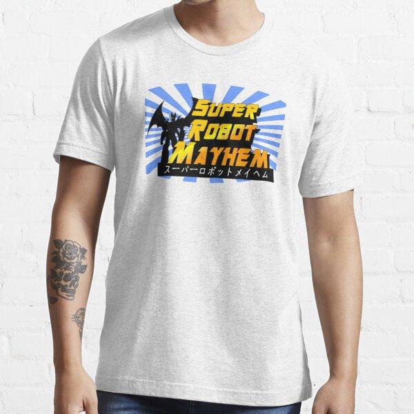Super Robot Mayhem - Mazinkaiser Essential T-Shirt