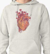 Sweet Heart Pullover Hoodie