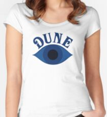 Dune by Frank Herbert Women's Fitted Scoop T-Shirt
