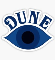 Dune by Frank Herbert Sticker
