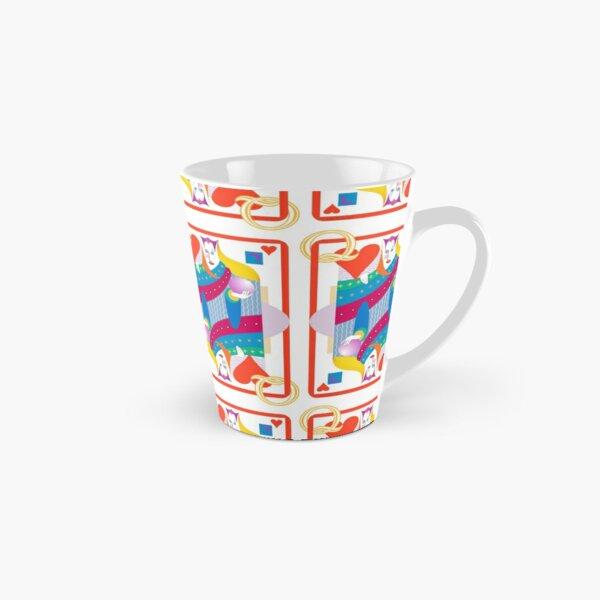 Queen of Hearts Tall Mug