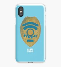 Hawaii Five-0 Minimalist iPhone Case/Skin