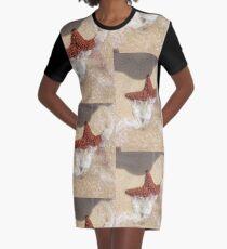 Grenada Starfish Graphic T-Shirt Dress