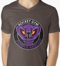 Rocket Gym Men's V-Neck T-Shirt