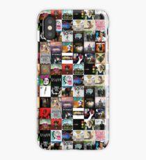 Album covers pattern iPhone Case/Skin