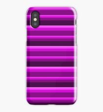 Shades of Violet iPhone Case/Skin