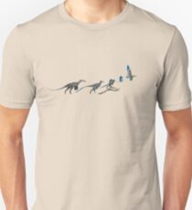The Ascent of Bird T-Shirt Unisex T-Shirt