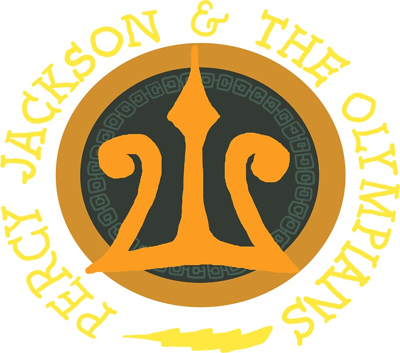 quotpercy jackson logoquot stickers by 11ronnie redbubble