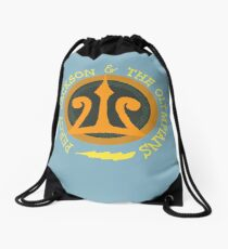 Percy Jackson Logo Drawstring Bag