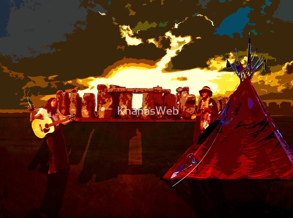 Solstice 2014 by KhanasWeb