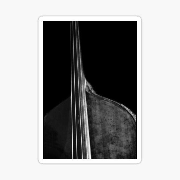 Bass 5 Sticker