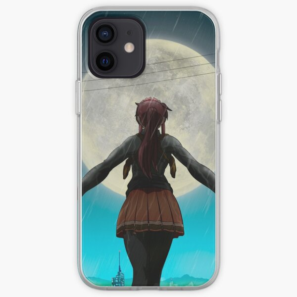 Black Lagoon Moon iPhone Soft Case