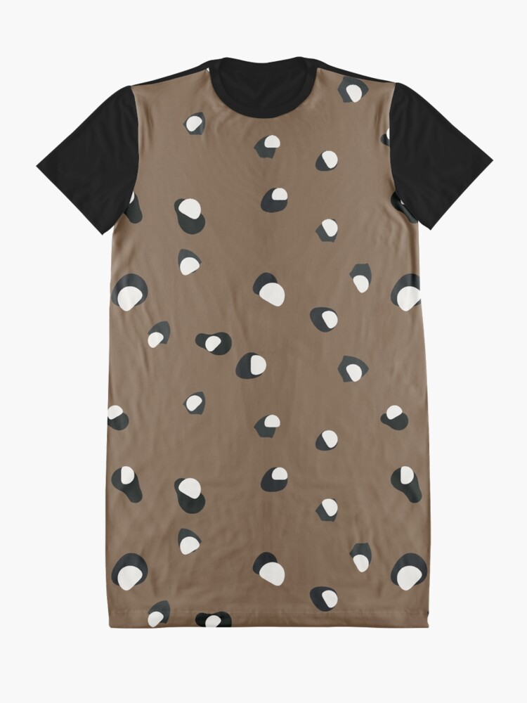 Alternate view of Wild and free Graphic T-Shirt Dress