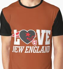 Love New England Graphic T-Shirt