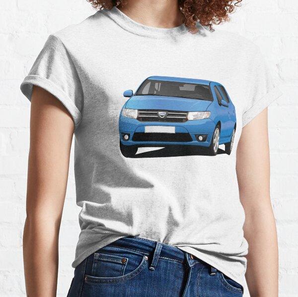 Dacia Sandero - blue - illustration Classic T-Shirt