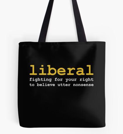 Utter Nonsense Tote Bag