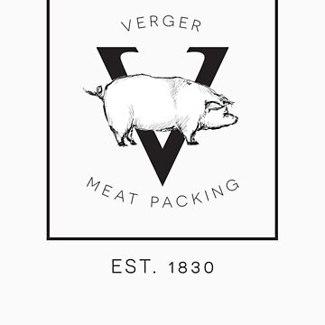 Verger Meat Packing  by thegestianpoet