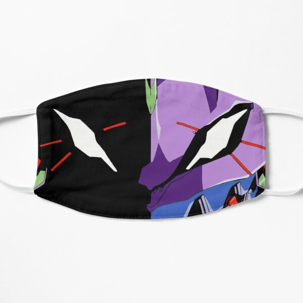 Evangelion EVA-01 Flat Mask