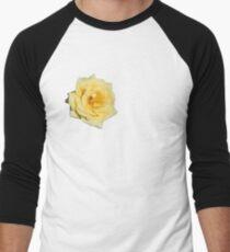 Yellow Rose on Purple T-Shirt