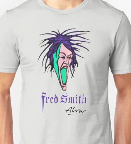 Alva Fred Smith Unisex T-Shirt