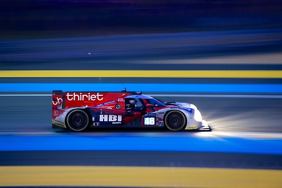 Spirit of Le Mans  von James Godber