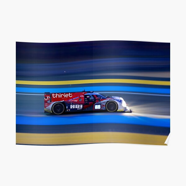 Spirit of Le Mans  Poster