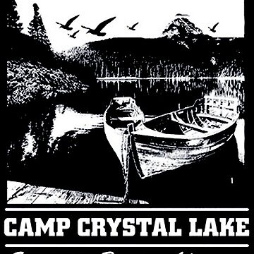 Camp Crystal Lake Summer 1980 by Ebolhayam66
