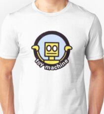 Toy Machine Robot Face Unisex T-Shirt