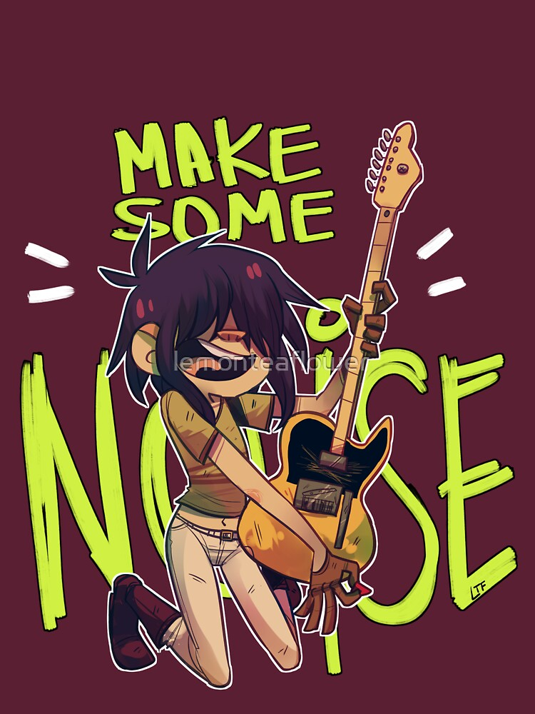 TShirtGifter presents: Make some Noise | Unisex T-Shirt