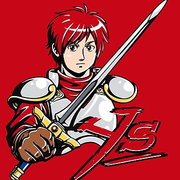 Ys - Adol (Red) by MartinIsAwesome