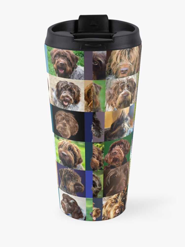 Alternate view of GRIFF PUZZLE SPECIAL EDITION Travel Mug
